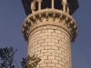 Minaret of the Taj Mahal, Agra.