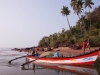 Fishing boat, Agonda Beach, Goa