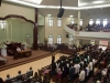Easter Service in Aizawl.