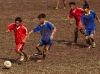 Football match for Aoling, Shiyong, Nagaland