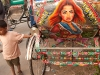 Colorful rickshaw, Rajshahi