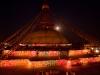 Bodhnath during Buddha Jayanti celebration of the Buddha\'s birth