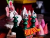 Losar butter sculptures, Bylakuppe