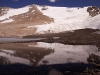Glacial lakes beneath Chhamser Kangri where I set up my base camp