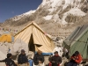 Camp I stayed at, Everest Base Camp.