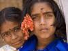 Kids, Virupaksha Temple, Hampi.
