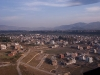 Kathmandu from the helicopter.