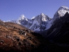 Near Ama Dablam base camp