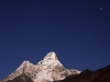 Ama Dablam from near Deboche