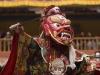 Cham dancer, Hemis Festival.