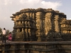 12th century Channekeshava Temple, Belur.