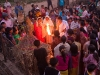 Ceremony at the start of Yaoshan (Holi), Imphal