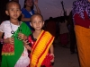 Children dressed for Yaoshan (Holi), on the first night they will visit houses in their neighborhood demanding money (similar to Americans on Halloween)