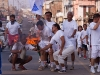 Torch relay during Yaoshang, Imphal