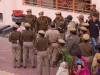 Confrontation with the police at the Ima Market, Imphal