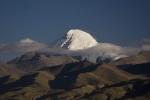 Approaching Mt. Kailash before starting the Kora.