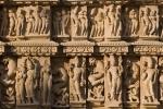 Parsvanath Jain temple, Khajuraho.
