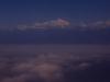 View from flight to Kathmandu from Lukla.