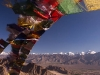 View of Stok Range from Namgyal Tsemo Gompa, Leh