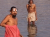 Bathing Sadhus, Kumbh Mela, Haridwar