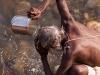 Bathing Sadhu, Kumbh Mela, Haridwar