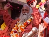 A  Procession at the Kumb Mela on 3/12/2010, Haridwar