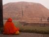 Ramabhar Stupa site of the Buddha's cremation, Kushinagar
