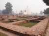 Mahaparinirvana Temple and Stupa, site of the Buddha's death, Kushinagar