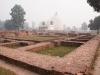 Mahaparinirvana Temple and Stupa, site of the Buddha's death, Kushinagar