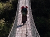 Suspension Bridge, Langtang trail