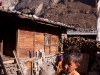 House we stayed at in Langtang