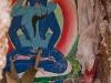 Buddhist painting, Langtang trek