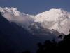 Langtang Lirung (7246 m) from near Gumanckok (Riverside)