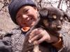 Local boy, Langtang