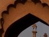 Gate outside the Bara Imambara, Lucknow