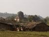 Village homes, Mandu.