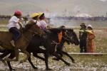 Horse race, Maqu.