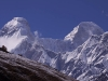 Nanda Devi, from across the river from Pachu