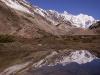 View towards Milam Glacier