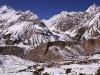 Above Milam Glacier