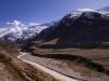 Milam Glacier valley