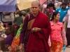 Burmese Market at Moreh (Burma Side)