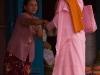 Nun receiving alms, Moreh