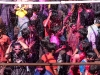 Rang Panchami (celebration of color 5 days after Holi), Nasik