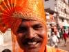 Celebration of Chatrapati Shivaji Maharaj Jayanti (birthday) in Nasik