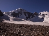 7000 m peak of Nun from the base camp