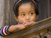 Little girl in Bandipur.