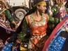 "Women dancing during the ""Spiritual Walk,"" Pushkar Camel Fair."