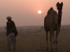 Sunset, Pushkar.