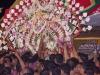 Head dress for Lord Jagannath, Rath Yatra, Puri